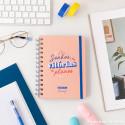 Set de agenda clássica pequena 2021 Vista semanal - Sonhos, vitórias e planos