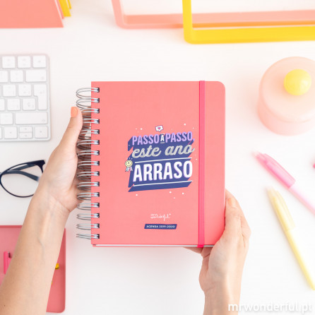 Agenda Sketch 2019-2020 Vista diária