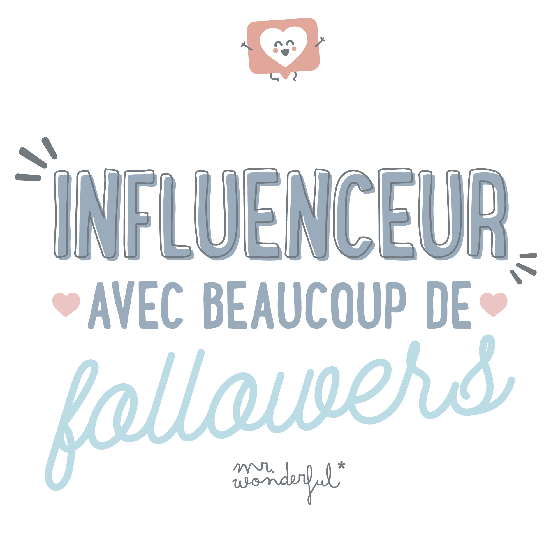 influenceur avec beaucoup de followers
