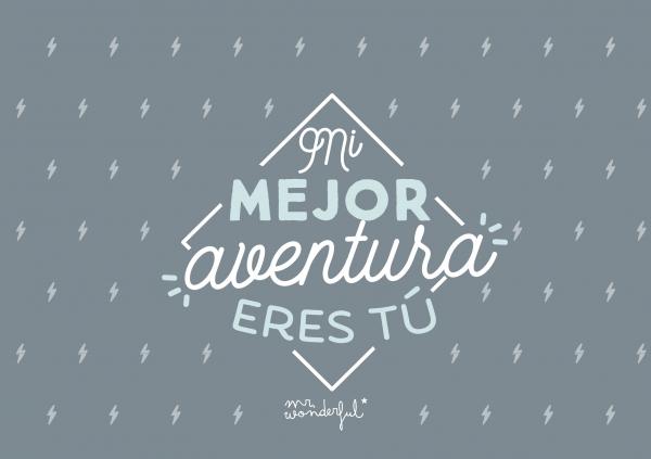 Mi aventura...
