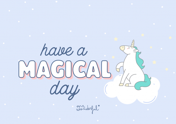 Magical day