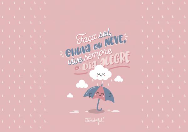 Faça chuva