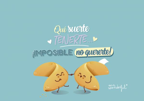 Imposible no quererte