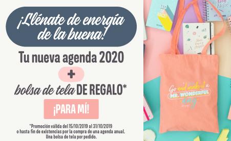 Agendas anuales 2020