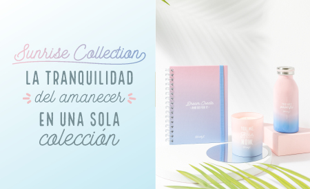 Edición Limitada Sunrise Collection