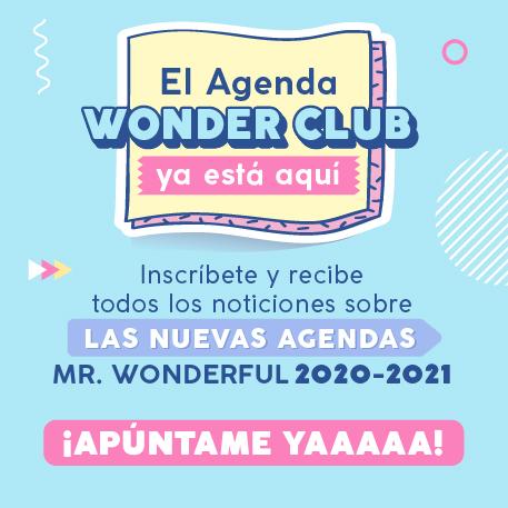 agenda wonder club