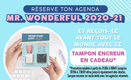 agenda promo sello