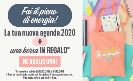 agende annuali 2020