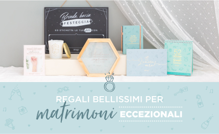 Gadgets per matrimonio Mr Wonderful