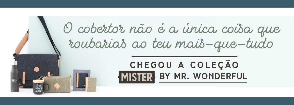 Coleçao Mister