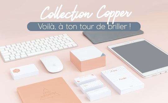 collection copper