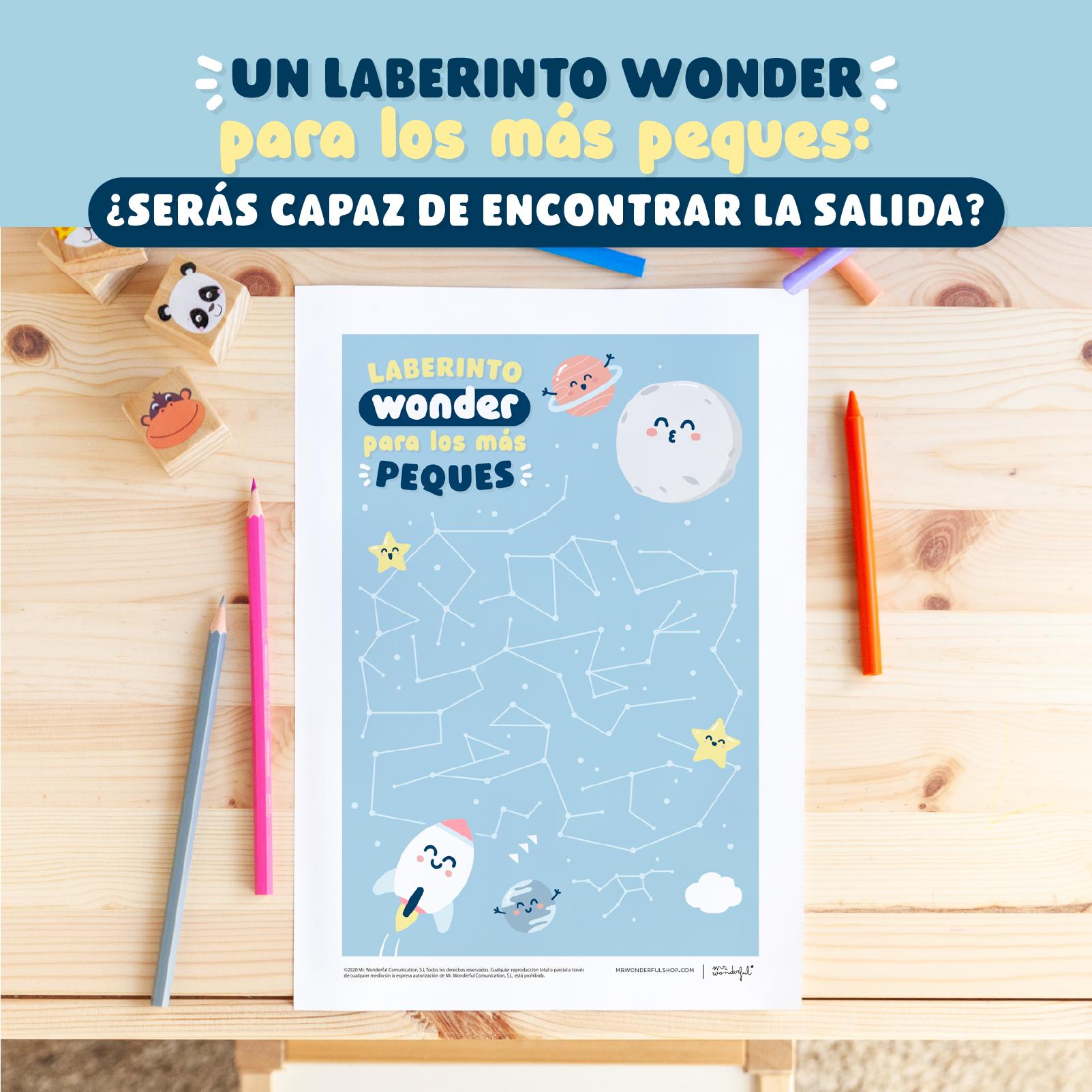 Descargables - Mr. Wonderful